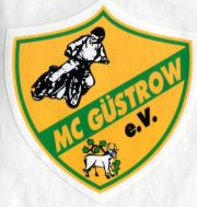 Naklejka - MC Gustrow