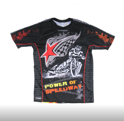 T-shirt POWER OF SPEEDWAY